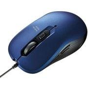 MA-BL114BL [有線 ブルーLED マウス ブルー]