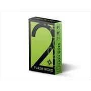 スピード型瞬間連想ゲーム FLASH WORD [カードゲーム]