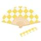 700 Wamon 日本の紋様シリーズ 市松 [扇子]