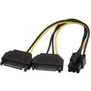 PX-001SA2 [PCI Express用電源変換ケーブル 15cm]