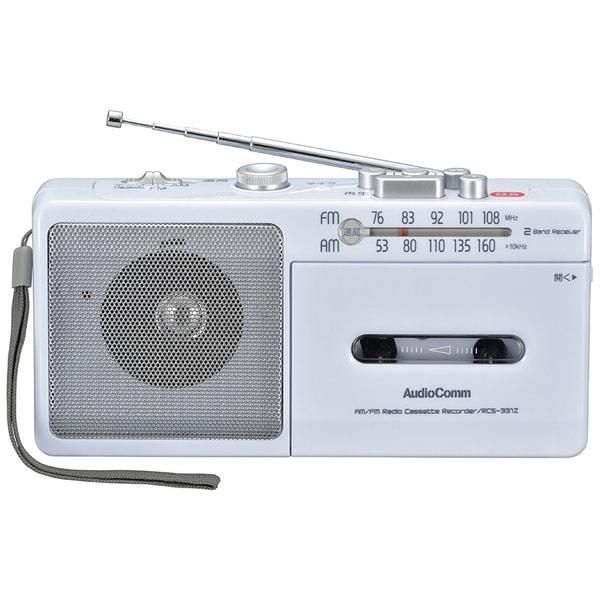 RCS-331Z [AM/FMラジオカセットレコーダ]