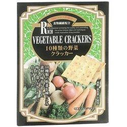 10種類の野菜クラッカー 5枚×6袋