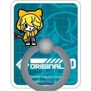 #コンパス Design produced by Sanrio スマホリング マルコス'55 [キャラクターグッズ]