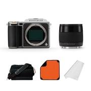 X1D エクスペリエンス・パッケージ シルバー [X1D-50c ボディ+交換レンズ「XCD F3.5 45mm」]