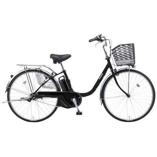 BE-ELSX43B [電動アシスト自転車 ビビ・SX 24型 内装3段変速 8.0Ah 2018年モデル マットブラック]