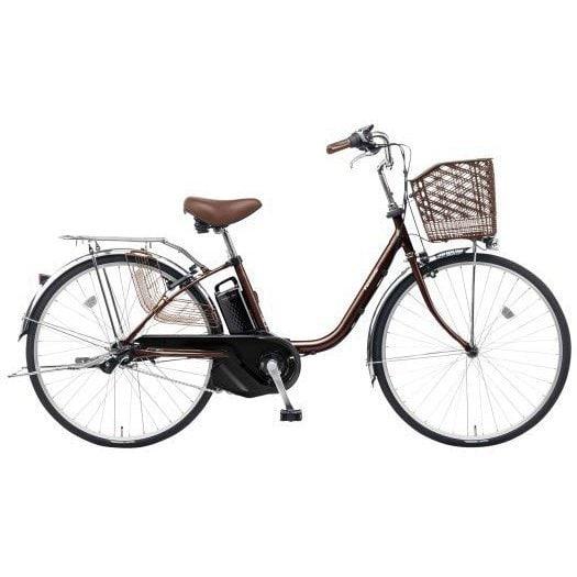 BE-ELSX43T [電動アシスト自転車 ビビ・SX 24型 内装3段変速 8.0Ah 2018年モデル チョコブラウン]