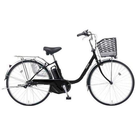 BE-ELSX63B [電動アシスト自転車 ビビ・SX 26型 内装3段変速 8.0Ah 2018年モデル マットブラック]