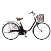 BE-ELSX63T [電動アシスト自転車 ビビ・SX 26型 内装3段変速 8.0Ah 2018年モデル チョコブラウン]