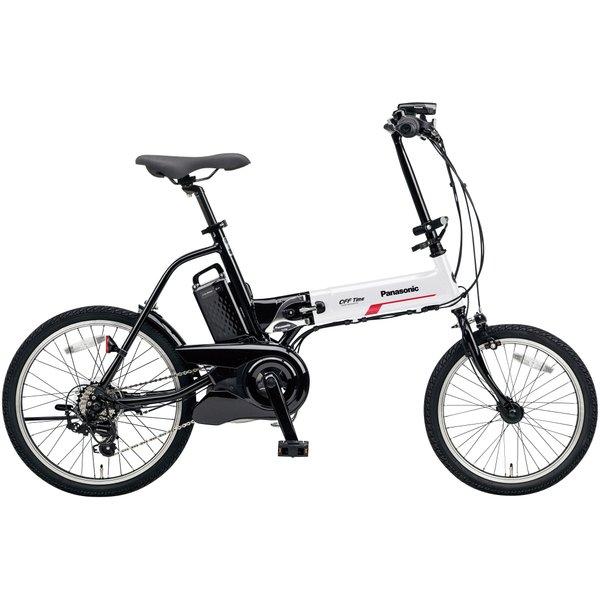 BE-ELW072AF2 [電動アシスト自転車 オフタイム 18/20型 外装7段変速 2018年モデル パールホワイト/ブラック]