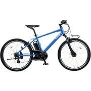 BE-ELH242BV [電動アシスト自転車 ハリヤ 26型 外装7段変速 2018年モデル フラッシュアクア]