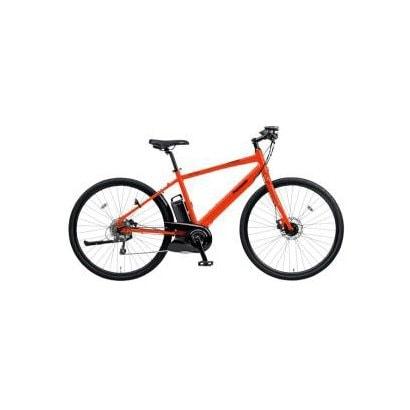 BE-ELHC49AK [電動アシスト自転車 ジェッター490 700×38C 外装8段変速 2018年モデル マットバーニングリーブス]