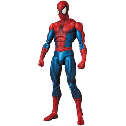 MAFEX(マフェックス) No.075 SPIDER-MAN(COMIC Ver.) [スパイダーマン 全高約155mm 塗装済可動フィギュア 2019年6月再生産]