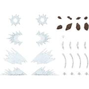 Figure-rise Effect 衝撃波 ホワイト [フィギュア・プラモデル用パーツ]