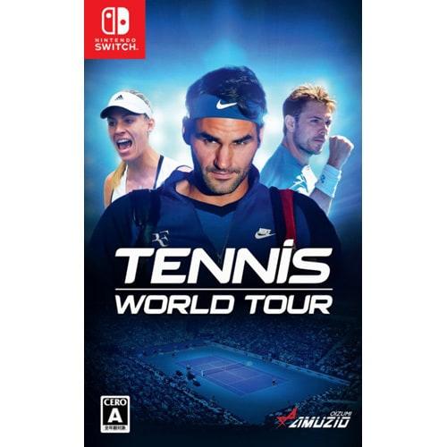 Tennis World Tour (テニス ワールドツアー) [Nintendo Switchソフト]