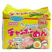 チャンポンめん(100g×5食) 500g
