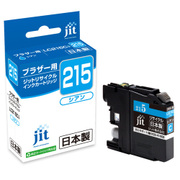 JIT-KB215C [ブラザー LC215C 互換リサイクルインクカートリッジ]