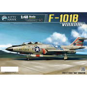 KITKH80114 [F-101B/RF-101B ヴードゥー 1/48 エアクラフトシリーズ]