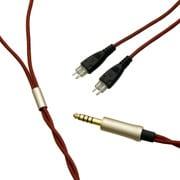hpct_03_bl4p_120 [4.4(5極)-2pin(L/R) HD650 660S用バランスヘッドホンケーブル]
