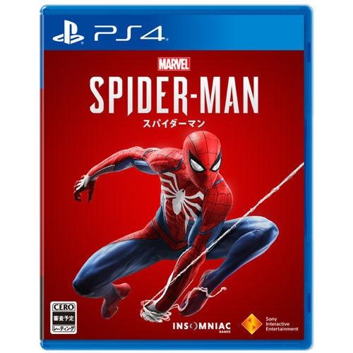 Marvel's Spider-Man (マーベル スパイダーマン) [PS4ソフト]