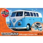 QB6024 [QUICK BUILDシリーズ VW キャンパーバン (ブルー)]