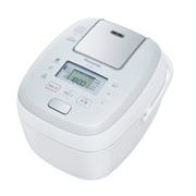 SR-PB108-W [可変圧力IHジャー炊飯器 5.5合炊き エコナビ搭載 可変圧力おどり炊き ホワイト]