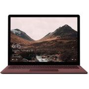 DAL-00086 [Surface(サーフェス) Laptop 13.5インチ/Core i7/Windows10 S/RAM 16GB/SSD 512GB/インテル Iris Plus グラフィックス 640/Office Home and Business 2016/バーガンディ]