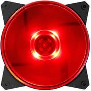 R4-C1DS-12FR-R1 MasterFan MF120L Red LED [LED搭載ケースファン]