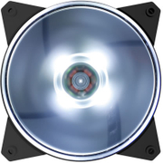 R4-C1DS-12FW-R1 MasterFan MF120L White LED [LED搭載ケースファン]