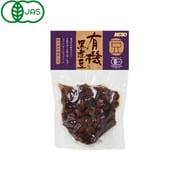 有機黒煮豆 125g
