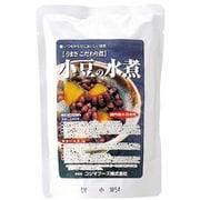 小豆の水煮 230g