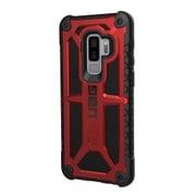UAG-GLXS9PLS-P-CR [URBAN ARMOR GEAR社製Samsung Galaxy S9+ Monarch Case クリムゾン]