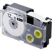 CTC-CXR12WE [ネームランド用互換テープ 白テープ/黒文字 8m 12mm幅]