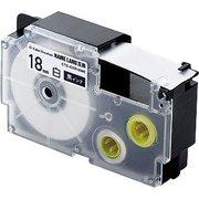 CTC-CXR18WE [ネームランド用互換テープ 白テープ/黒文字 8m 18mm幅]