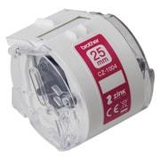 CZ-1004 [感熱フルカラーラベルプリンター用ロールカセット 幅25mm/長さ5m]
