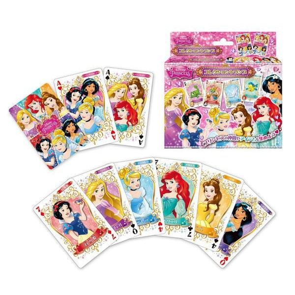ディズニープリンセス コレクショントランプ [カードゲーム 対象年齢:4歳~]