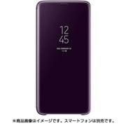 EF-ZG965CVEGJP [Galaxy S9+ Clear View Standing Purple]