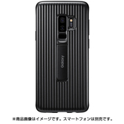 EF-RG965CBEGJP [Galaxy S9+ Protective Standing Cover Black]