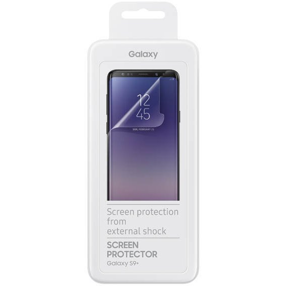 ET-FG965CTEGJP [Galaxy S9+用保護フィルム Galaxy S9+ Screen Protector]