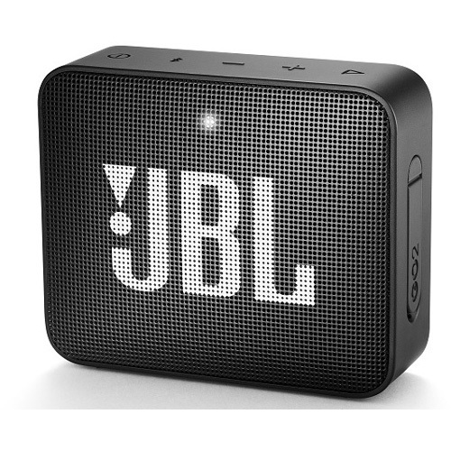 JBLGO2BLK [ポータブルBluetoothスピーカー JBL GO 2 ブラック]