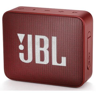 JBLGO2RED [ポータブルBluetoothスピーカー JBL GO 2 レッド]