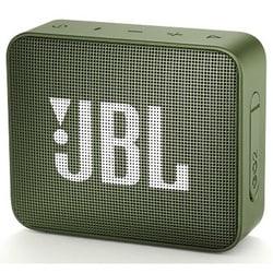 JBLGO2GRN [ポータブルBluetoothスピーカー JBL GO 2 グリーン]