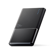 DE-M05-N3015BK [モバイルバッテリー/リチウムイオン電池/おまかせ充電対応/Pile one/3000mAh/1.5A/PSE適合/ブラック]