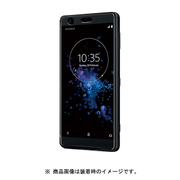SCTH40JP/B [Xperia XZ2 Style Cover Touch フルウィンドウ付きケース ブラック]