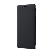 SCSH40JP/B [Xperia XZ2 Style Cover Stand 手帳型ケース ブラック]