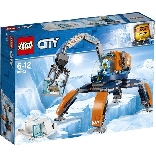 60192 [レゴ シティ 北極探査ロボット 対象年齢:6~12歳]