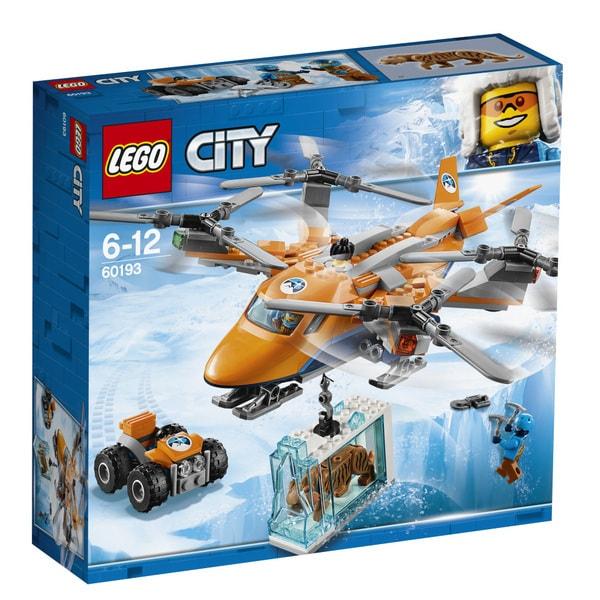 60193 [レゴ シティ 北極探検 輸送ヘリコプター 対象年齢:6~12歳]