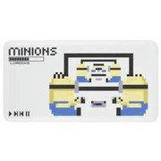 MINI-95C [USB出力リチウムイオンポリマー充電器 2.1A 4000mAh 怪盗グルーシリーズ(ミニオン) ゲーム]