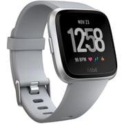 FB505SRGY-CJK [Fitbit(フィットビット) スマートウォッチ Versa Gray/Silver Aluminium L/Sサイズ]