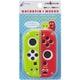 Nintendo Switch Joy-Con用 ガチャピン×ムック シリコングリップカバー [TVゲーム用アクセサリー]