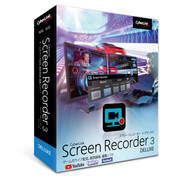 Screen Recorder 3 Deluxe 通常版 [ビデオ編集ソフト]